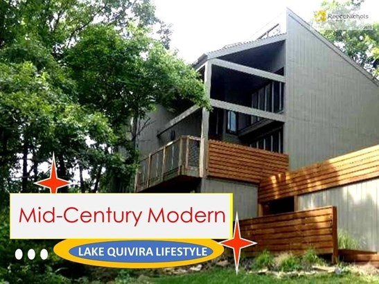 That's right!  Unlimited golf comes with this contemporary home, REMODELED TOP TO BOTTOM... best value at Lake Quivira.  Come and discover the Lake Quivira Life! (photo 3)