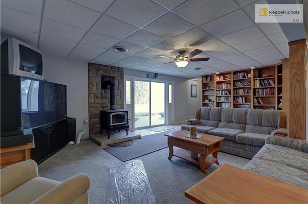 Lower level family room (photo 3)