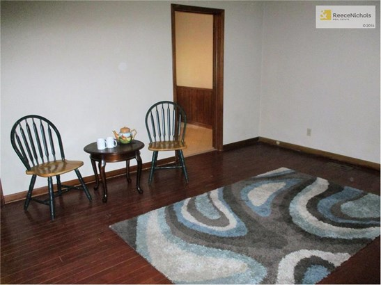 The refinished hardwood floors are throughout the house. (photo 2)