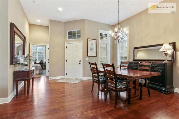 Dining Room with beautiful hardwood floors (photo 3)