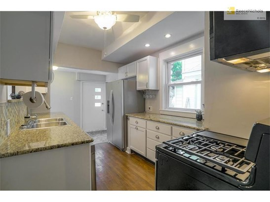 New everything!  New gas range/oven.  New refrigerator.  New microwave.  New dishwasher. (photo 3)