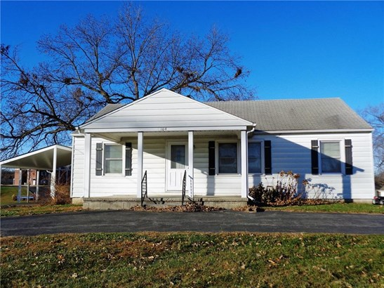104 S Marr Street, Warrensburg, MO - USA (photo 1)