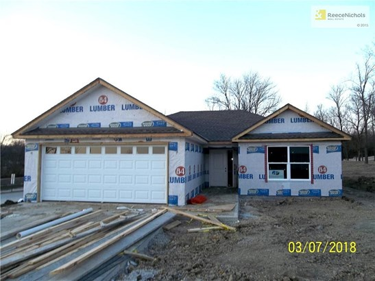 Construction has started on a 2 BR, 2 Bath, 2 Car Garage patio home at 901 Ingleside Drive.  See additional blue print for full floor layout. (photo 1)