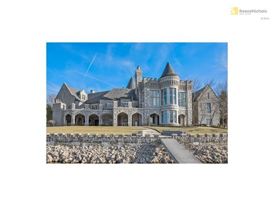 Camelot Castle on Weatherby Lake boasts 5 bedrooms, 7 full bathrooms and 3 half bathrooms. (photo 1)