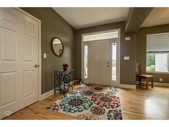 Main entry with hall closet opens into open floor plan! (photo 2)
