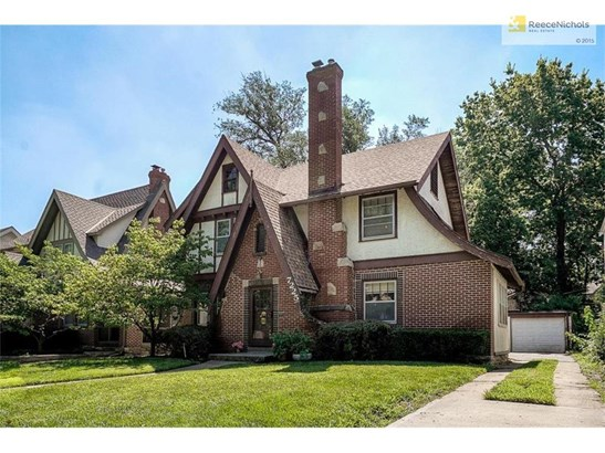 So much charm in this 100+ year old Dible tudor (photo 1)