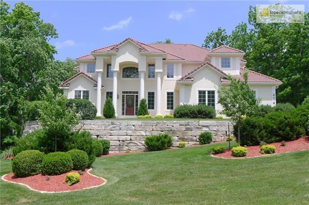 2416 Nw Riven Rock Trail, Lees Summit, MO - USA (photo 2)