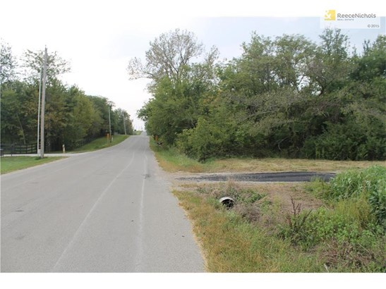 Entrance to Property, looking South down Four Corners Road (photo 2)
