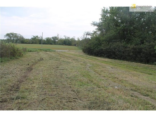 Looking back toward property entrance on Four Corners Road (photo 3)