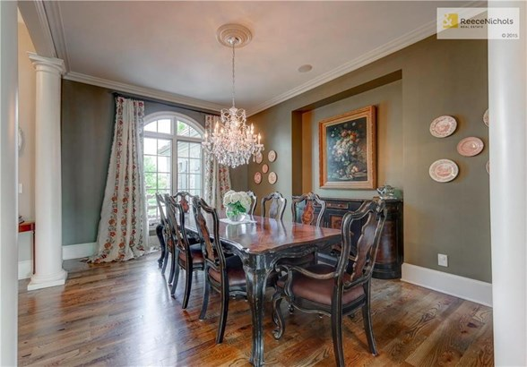 Dining Room.  Entire Main Level has Hardwood floors (photo 5)