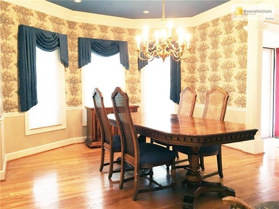 Formal dining room as seen from the kitchen. (photo 3)