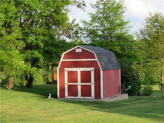 Tuff Shed/w electricty (photo 4)