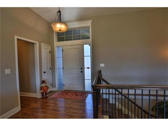 Entry Way all hardwood floors on main floor except bedrooms. (photo 3)