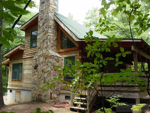 Residential, Log,Mountain - Purlear, NC