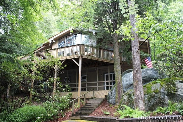 Residential, Chalet,Mountain - Boone, NC (photo 1)