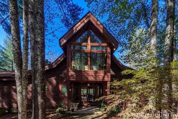 Adirondack,Contemporary,Mountain, Residential - Crumpler, NC (photo 2)