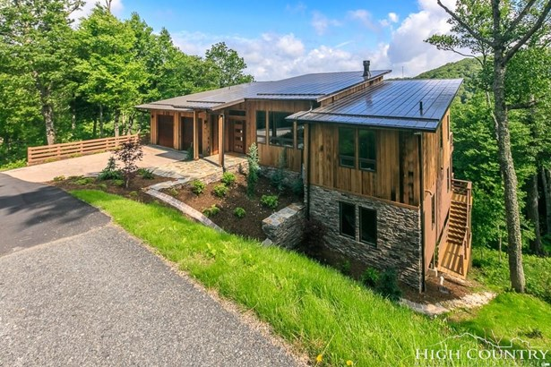 Residential, Contemporary - Blowing Rock, NC (photo 2)