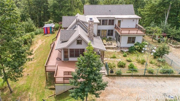 Residential, Contemporary - Deep Gap, NC (photo 4)