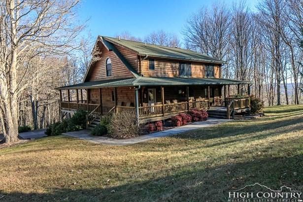 Residential, Log,Mountain - Jefferson, NC (photo 1)