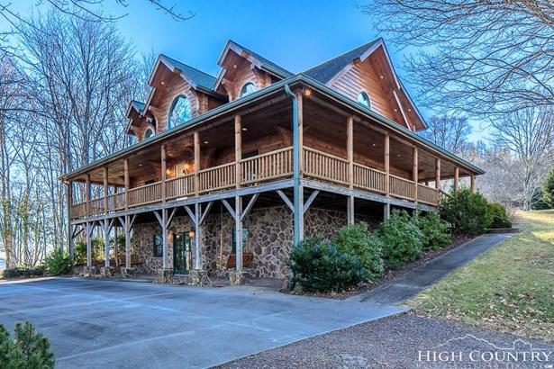 Residential, Log,Mountain - Jefferson, NC (photo 2)