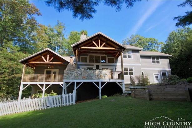 Residential, Mountain,Traditional - Boone, NC (photo 1)