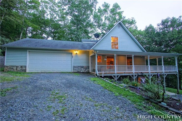 Residential, Cottage,Mountain,Traditional - Todd, NC