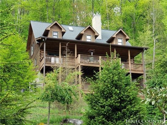 Residential, Log,Mountain - Blowing Rock, NC