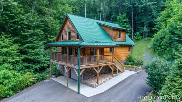 Residential, Log,Mountain - Vilas, NC (photo 1)
