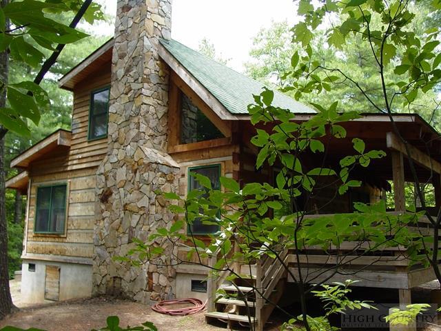 Residential, Log,Mountain - Purlear, NC