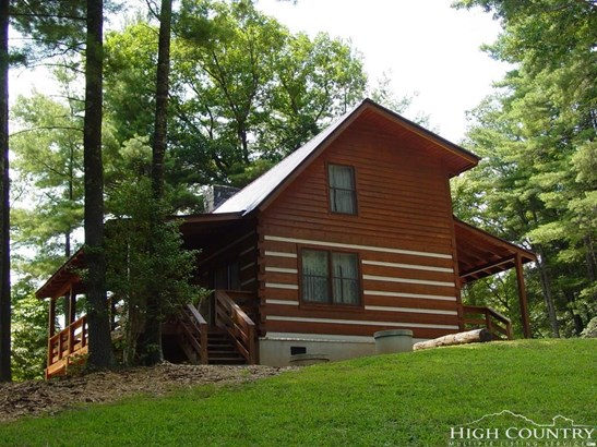 Residential, Log - Purlear, NC (photo 1)