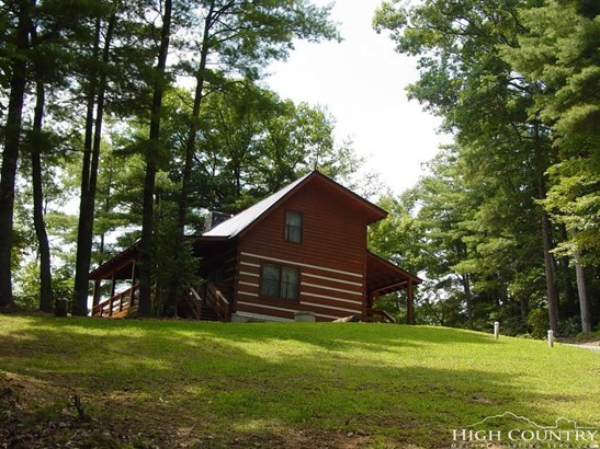 Residential, Log - Purlear, NC (photo 3)