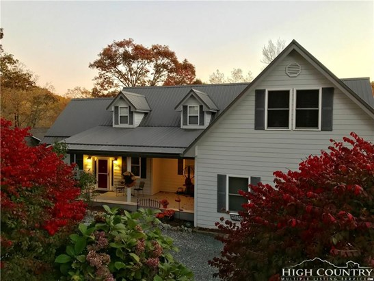 Residential, Mountain,Traditional - Blowing Rock, NC (photo 2)