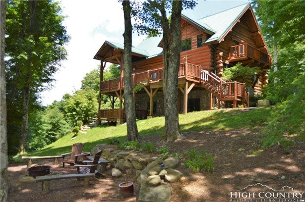 Residential, Adirondack,Log,Mountain - Banner Elk, NC (photo 3)