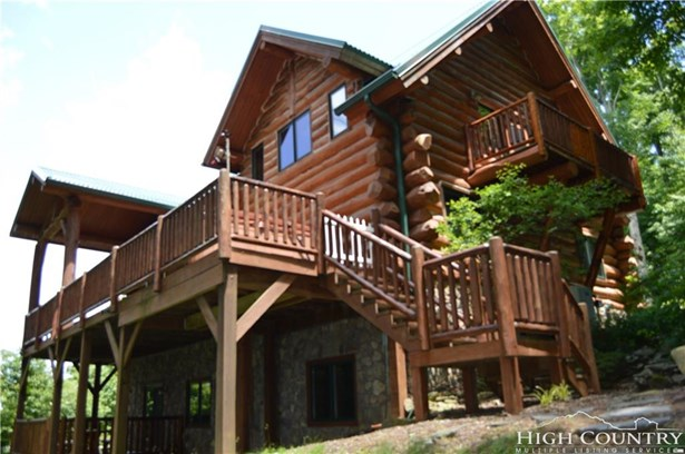 Residential, Adirondack,Log,Mountain - Banner Elk, NC (photo 4)