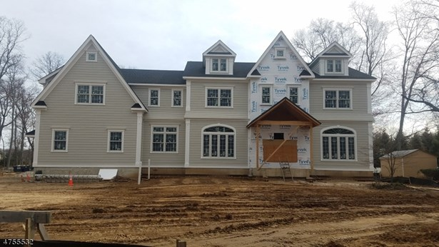 Custom Home, Colonial, Single Family - Florham Park Boro, NJ (photo 1)
