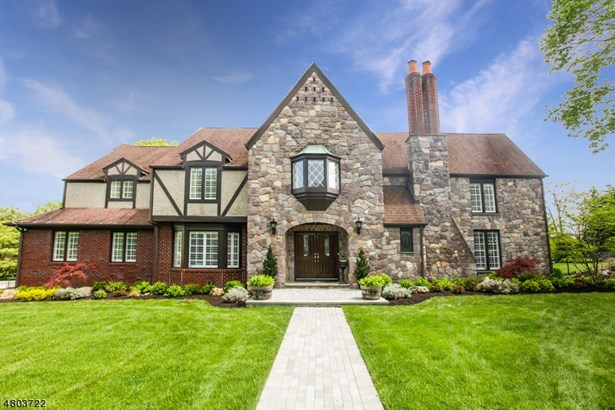Tudor, Colonial, Single Family - Florham Park Boro, NJ (photo 1)