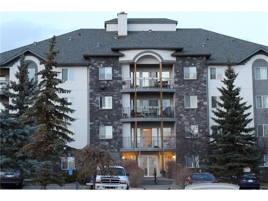 #206 55 Arbour Grove Cl Nw, Calgary, AB - CAN (photo 1)