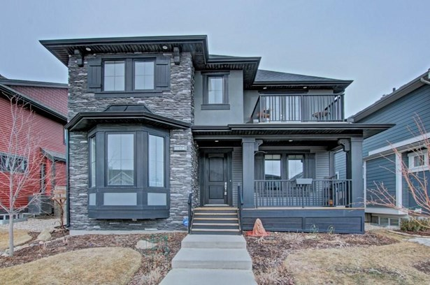 1174 Coopers Dr Sw, Airdrie, AB - CAN (photo 1)