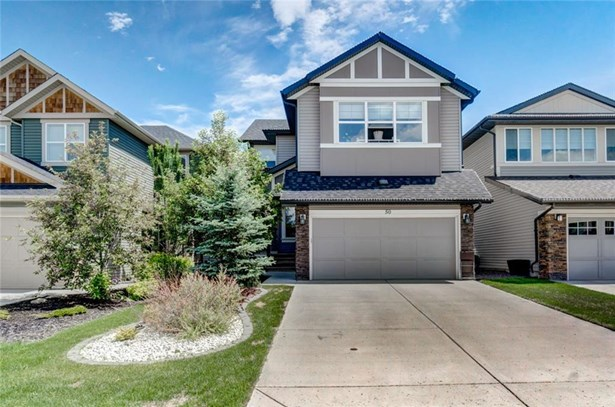 50 Chaparral Valley Sq Se, Calgary, AB - CAN (photo 1)