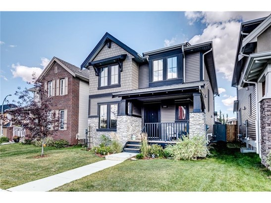 306 Cooperstown Cm Sw, Airdrie, AB - CAN (photo 1)