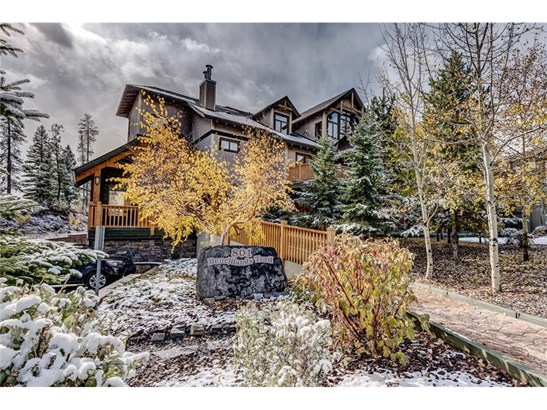 #104 801 Benchlands Tr, Canmore, AB - CAN (photo 1)