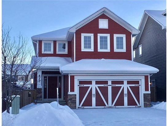 417 River Heights Dr, Cochrane, AB - CAN (photo 1)