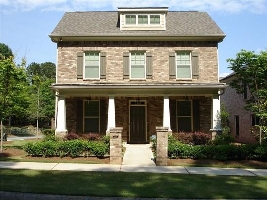 3525 S Sherwood Road, Smyrna, GA - USA (photo 1)