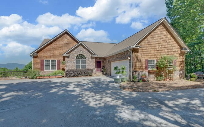 883 Ramey Mountain Road, Hiawassee, GA - USA (photo 1)