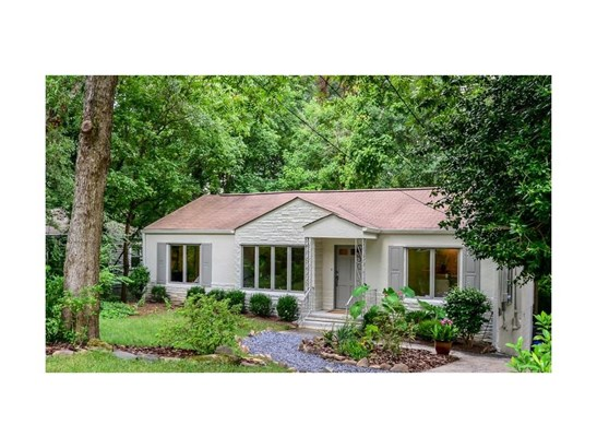 1066 Briar Vista Terrace, Atlanta, GA - USA (photo 1)