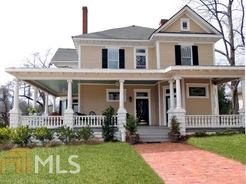 201 Ben Hill St, Lagrange, GA - USA (photo 1)