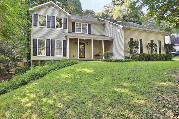 704 Bookman Pt, Peachtree City, GA - USA (photo 1)