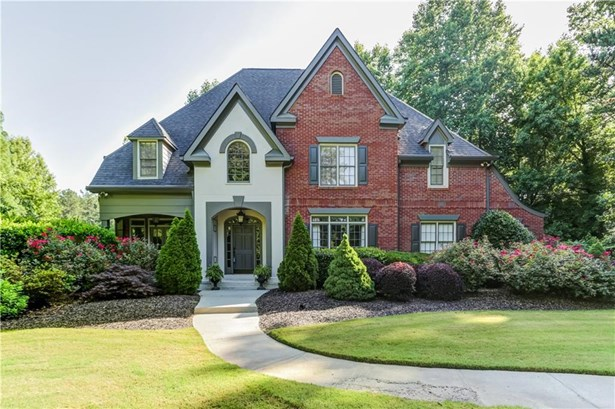 1672 Valor Ridge Court, Kennesaw, GA - USA (photo 1)