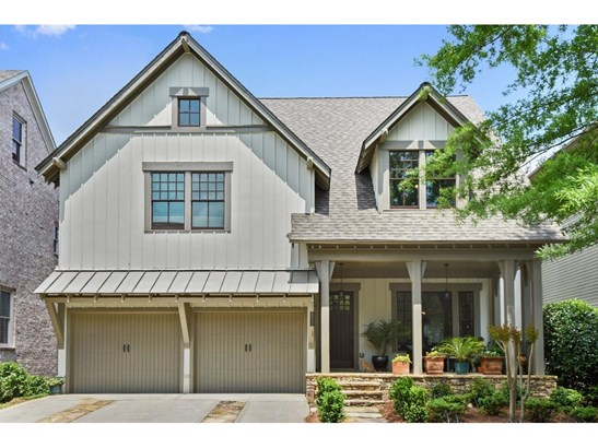 565 Willow Oak Way, Roswell, GA - USA (photo 1)
