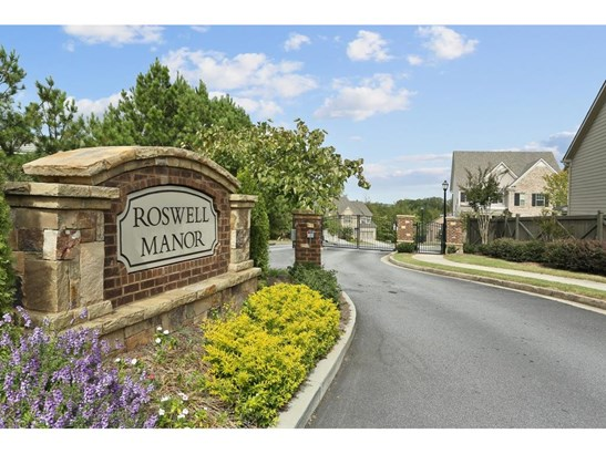 1060 Roswell Manor Circle, Roswell, GA - USA (photo 2)